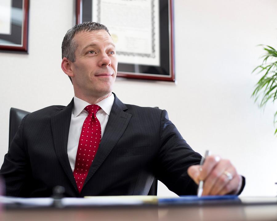 Trevor Riddle - Attorney