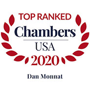 Top Ranked Chambers – Dan Monnat