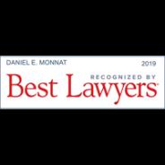 Best Lawyers 2019 – Dan Monnat