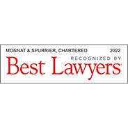 Best Lawyers – Monnat & Spurrier, Chartered