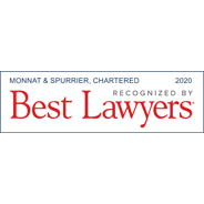 Best Lawyers – 2020 – Monnat & Spurrier, Chartered