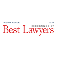 Best Lawyers – 2020 – Trevor Riddle