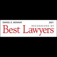 Best Lawyers – 2021 – Dan Monnat