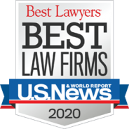 Best Law Firms – US News – 2020