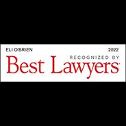 Best Lawyers – Eli O'Brien