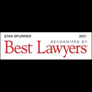 Best Lawyers – 2021 – Stan Spurrier