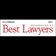 Best Lawyers – 2021 – Eli O'Brien