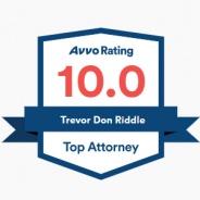 Trevor Riddle – AVVO 2020